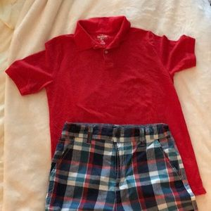 Osh Kosh B'Gosh short set